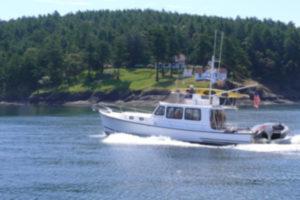 1990 Custom Lobster Yacht