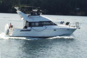 1992 Motor Yacht