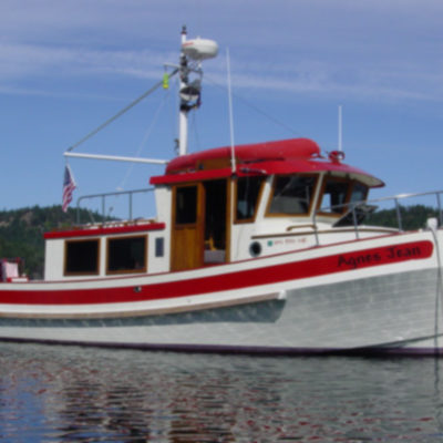 1982 Sundowner Tug, 30 foot