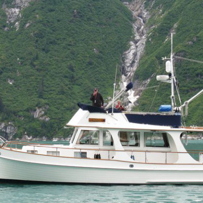 1989 Grand Banks Europa 36' Members since 2005